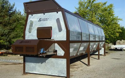 NEW – Blending Hopper & Feeder System