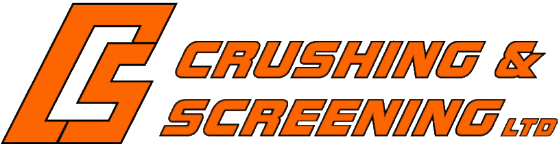 Crushing and Screening LTD logo