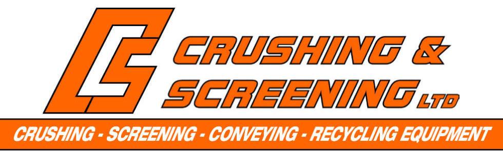 Crushing and Screening Ltd logo
