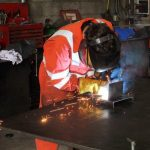 Work Experience with Crushing & Screening Ltd