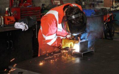 Work Experience with Crushing & Screening Ltd