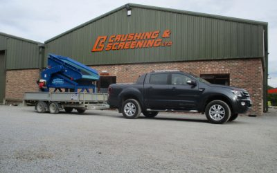 ADVERTORIAL – Crushing & Screening Ltd products prominent across UK and Europe
