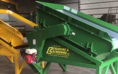 Production Line from Crushing & Screening Ltd