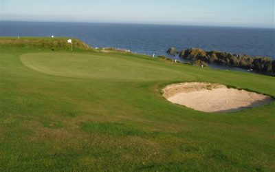 Compact Screen sale to improve Scottish Golf Course